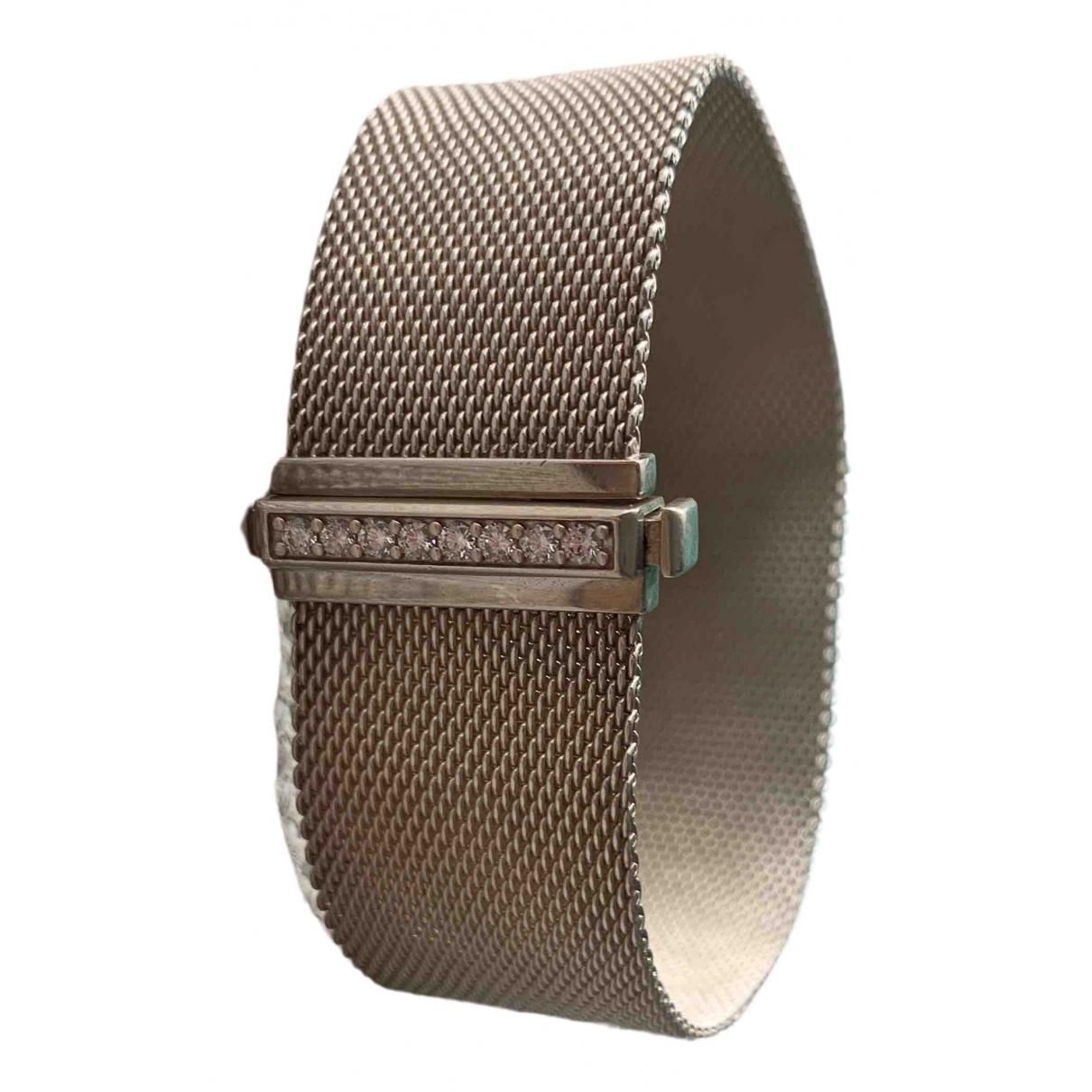 Tiffany & Co - Bracelet Tiffany Somerset pour femme en argent - argente