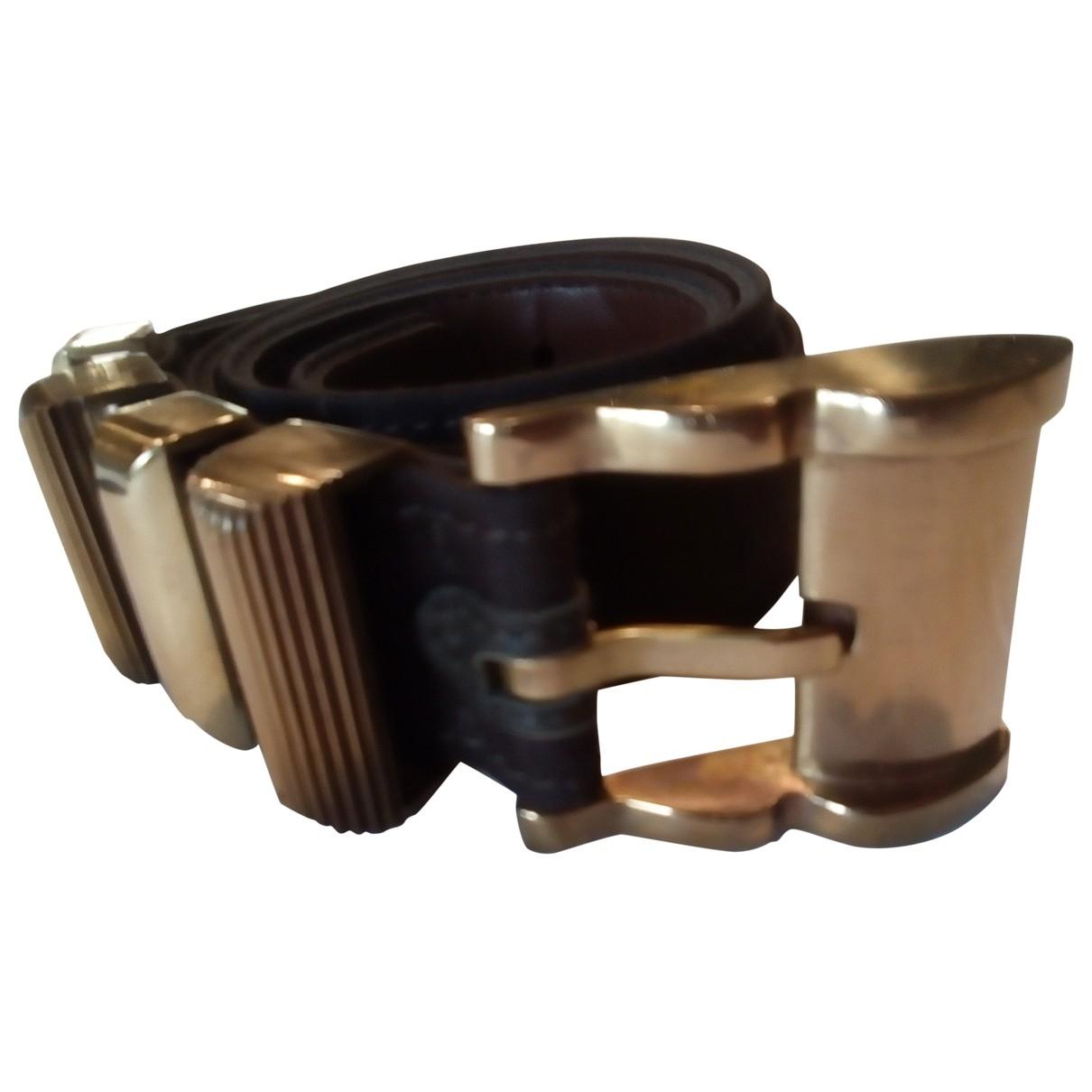 Cinturon de Seda Gianni Versace