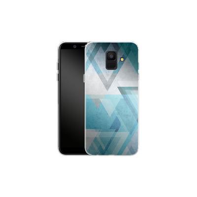 Samsung Galaxy A6 Silikon Handyhuelle - Graphic 33 von Mareike Bohmer