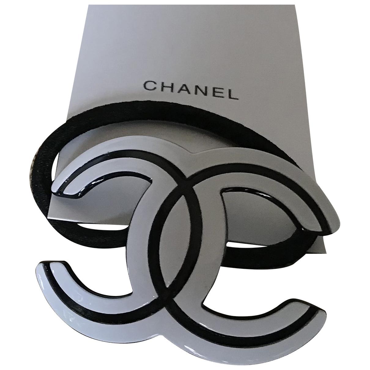 Chanel - Bijoux de tete CC pour femme - multicolore