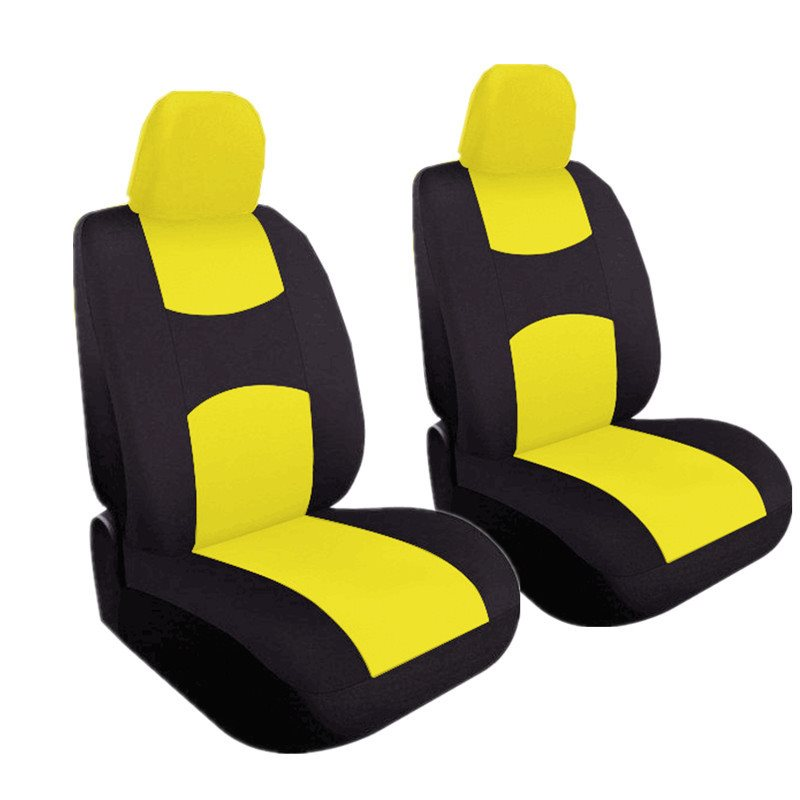 Car Seat Covers Front Seats Universal Automotive Seat Covers Fit All Car, Truck, SUV, Or Vans