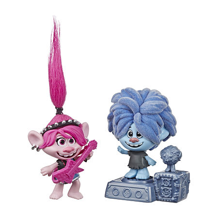 Trolls World Tour Bobble Assortment, One Size , No Color Family