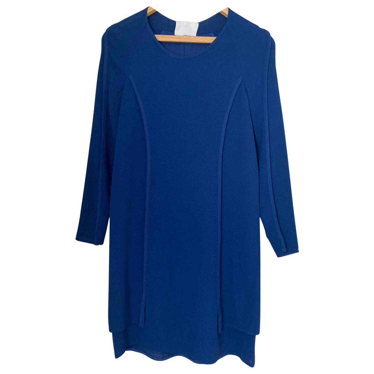 3.1 Phillip Lim \N Kleid in  Blau Seide