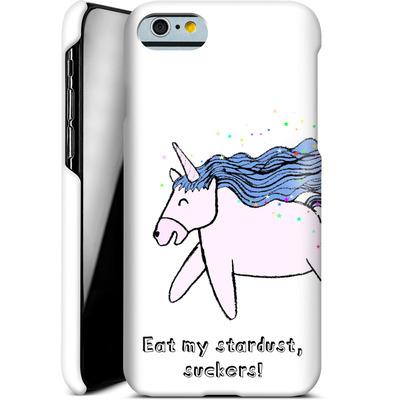 Apple iPhone 6s Smartphone Huelle - Eat my stardust von caseable Designs