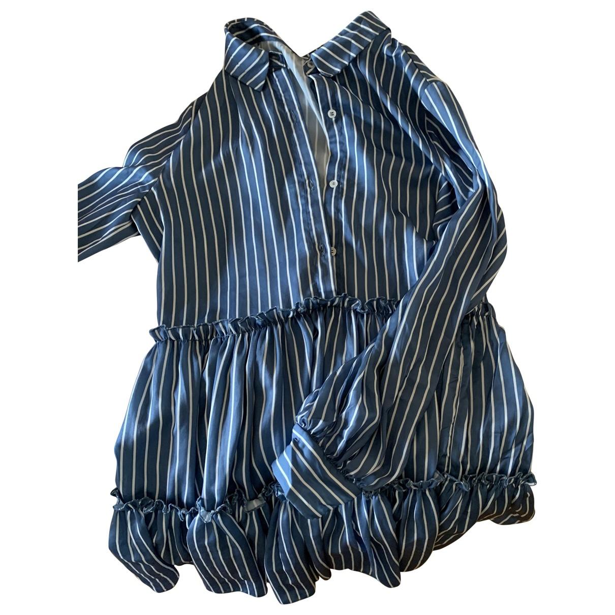 Maje Spring Summer 2019 Silk dress for Women 40 FR