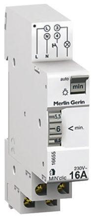 Merlin Gerin Timer Relay -