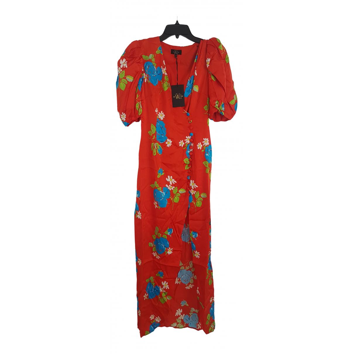 Maxi vestido De La Vali