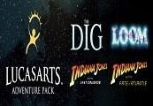 LucasArts Adventure Pack EU Steam CD Key