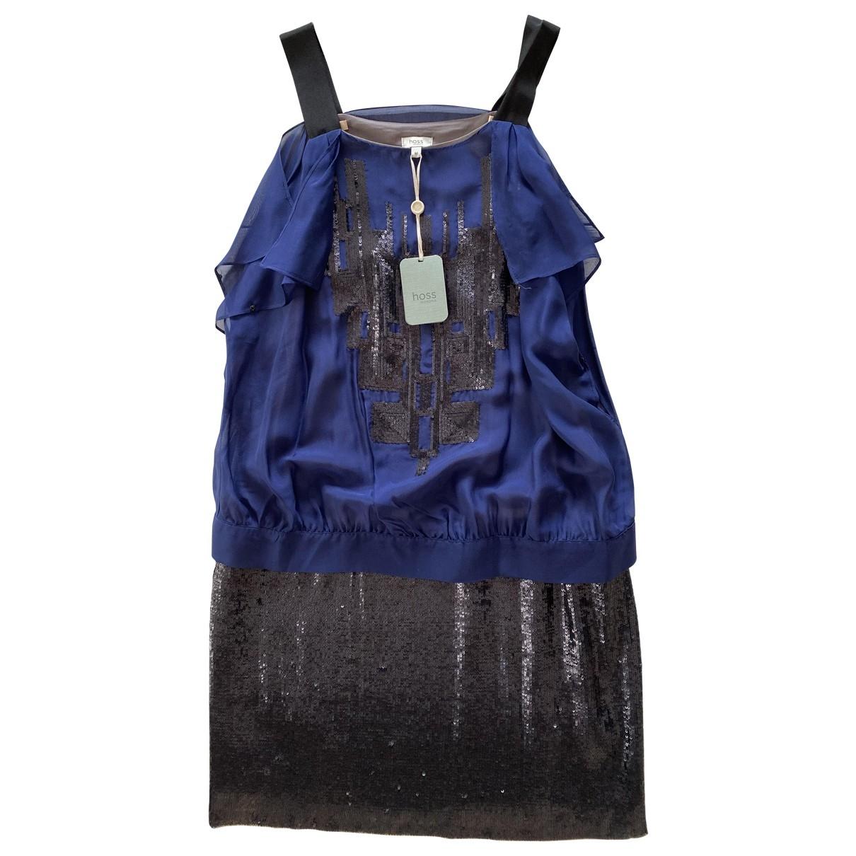 Mini vestido de Con lentejuelas Hoss Intropia