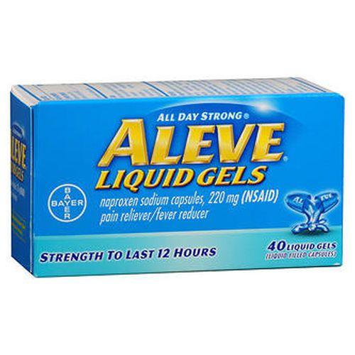 Aleve Liquid Gels 40 Liquid Gels by Aleve