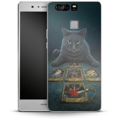 Huawei P9 Silikon Handyhuelle - The Medium von Lisa Parker