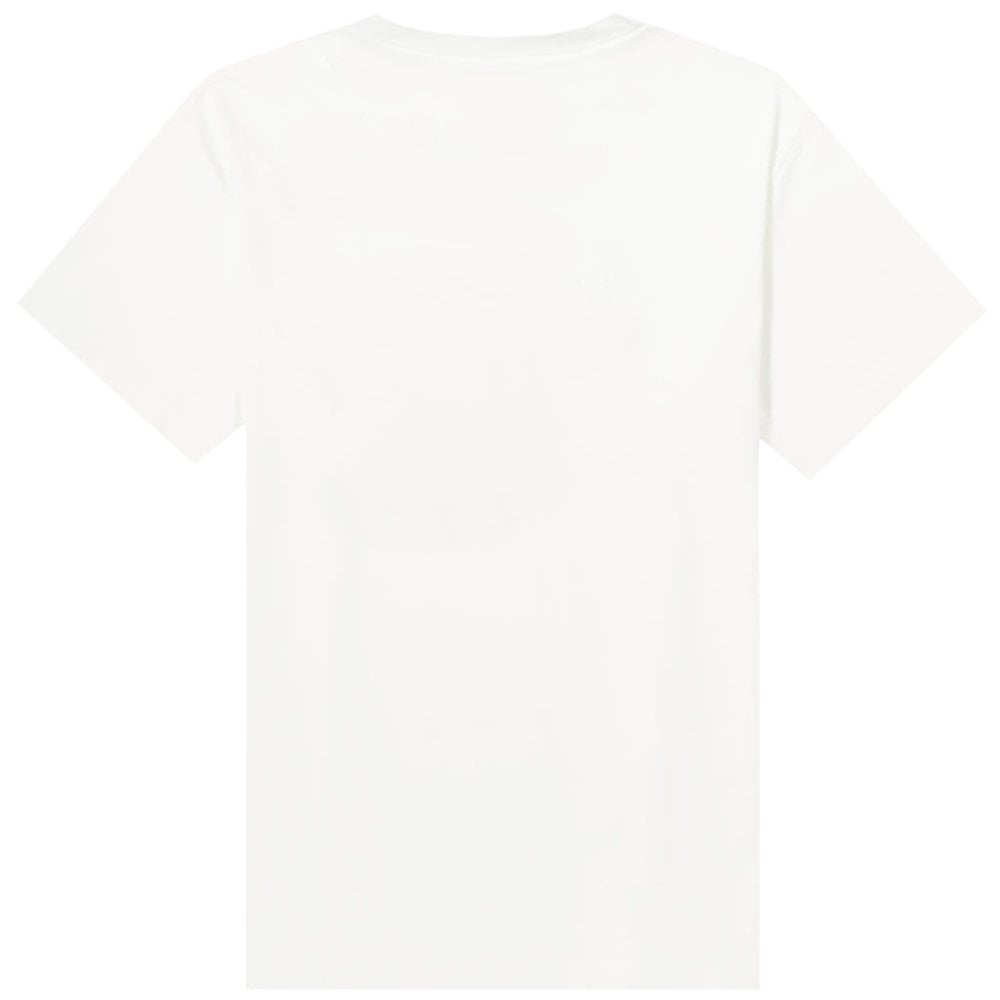 Maison Margiela 10 Embroidered Number Logo T-Shirt Colour: WHITE, Size: SMALL