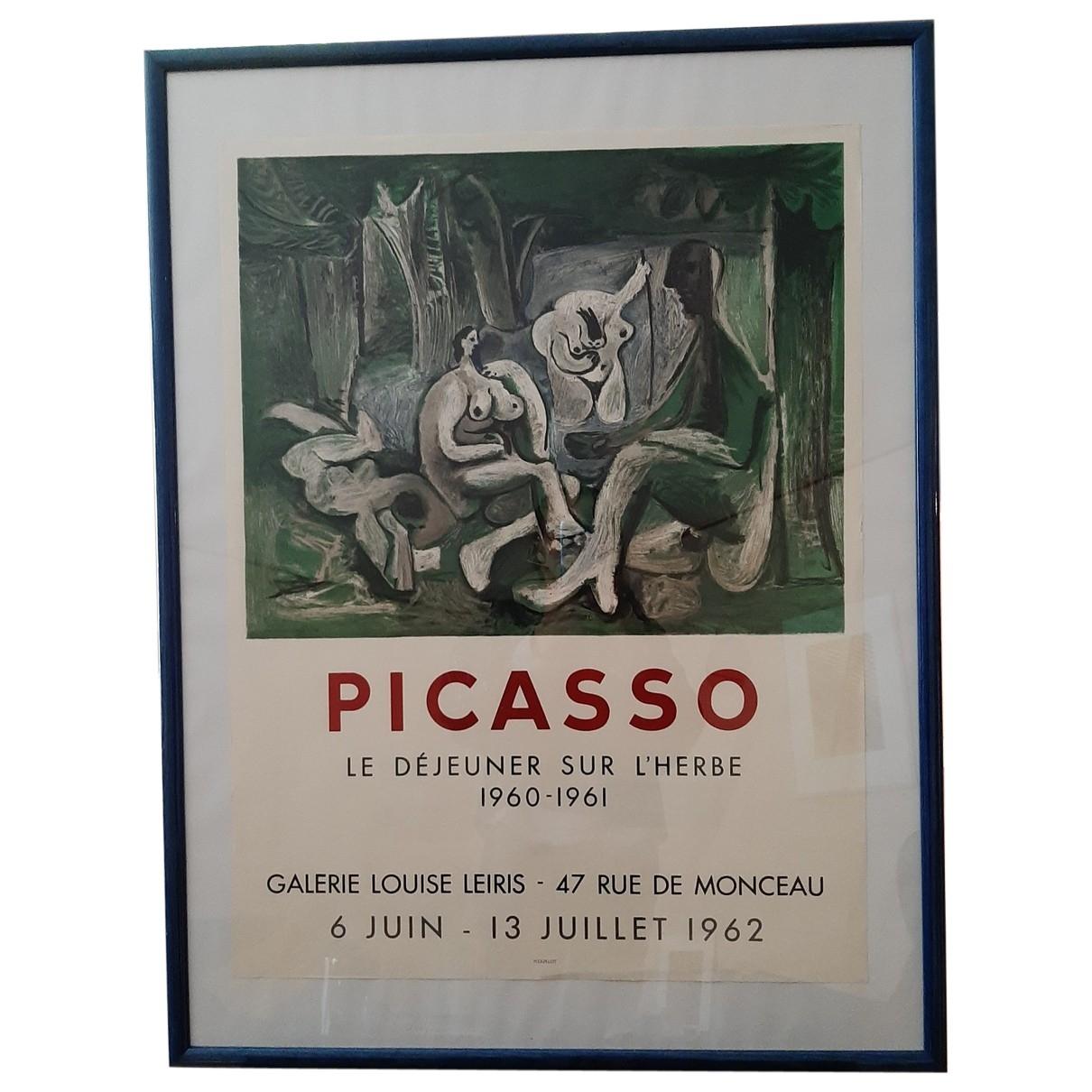 Picasso \N Kunst Gruen