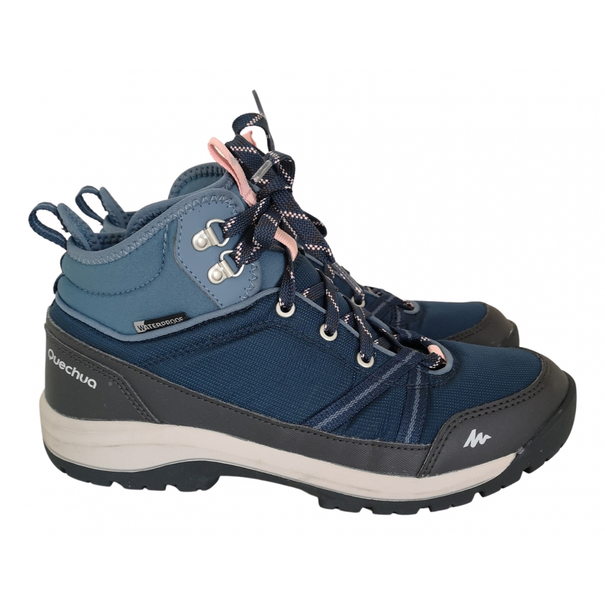 Non Signé / Unsigned N Blue Trainers for Women 39 EU
