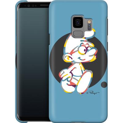 Samsung Galaxy S9 Smartphone Huelle - Rainbow Smurf von The Smurfs