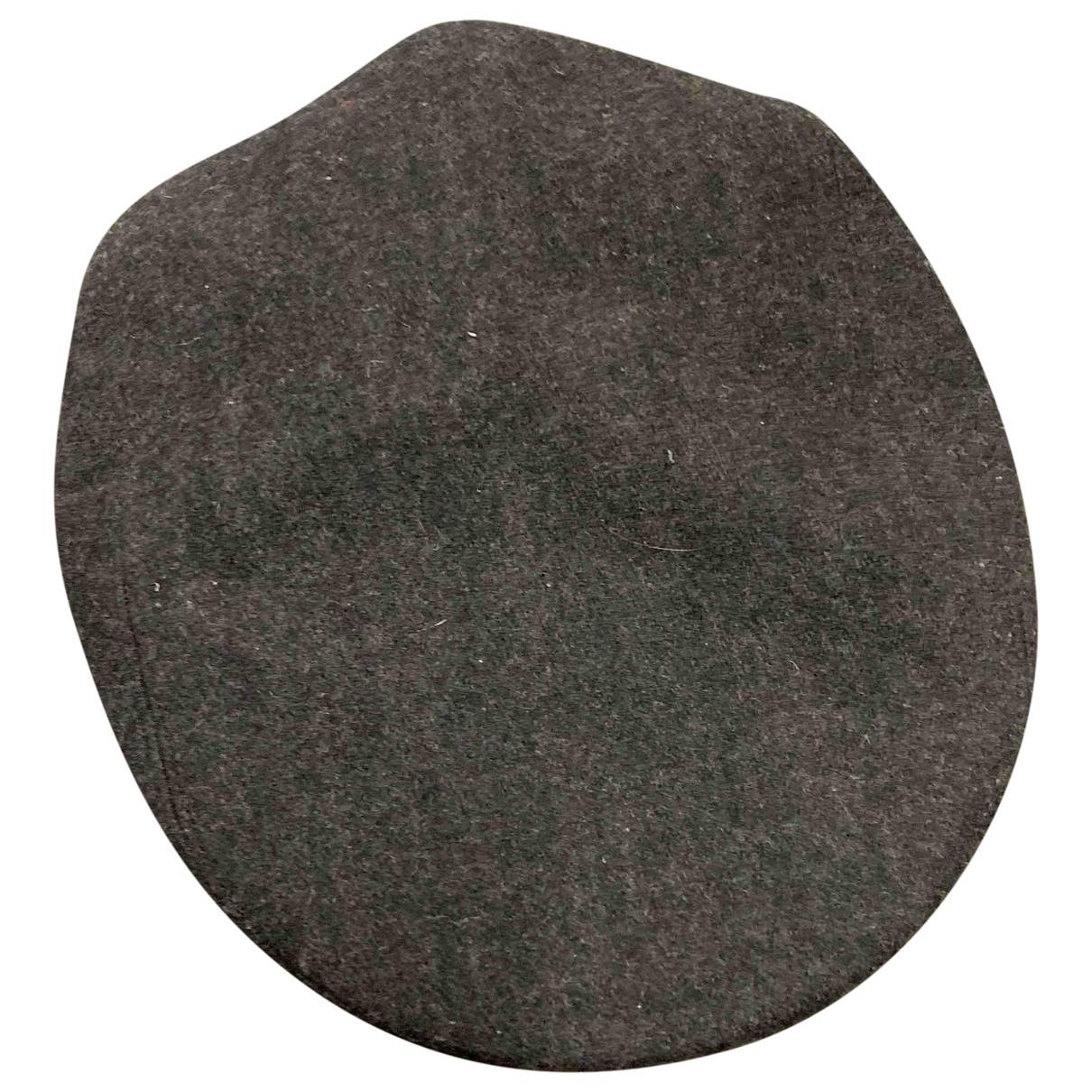 Marc By Marc Jacobs - Chapeau & Bonnets   pour homme en laine - gris