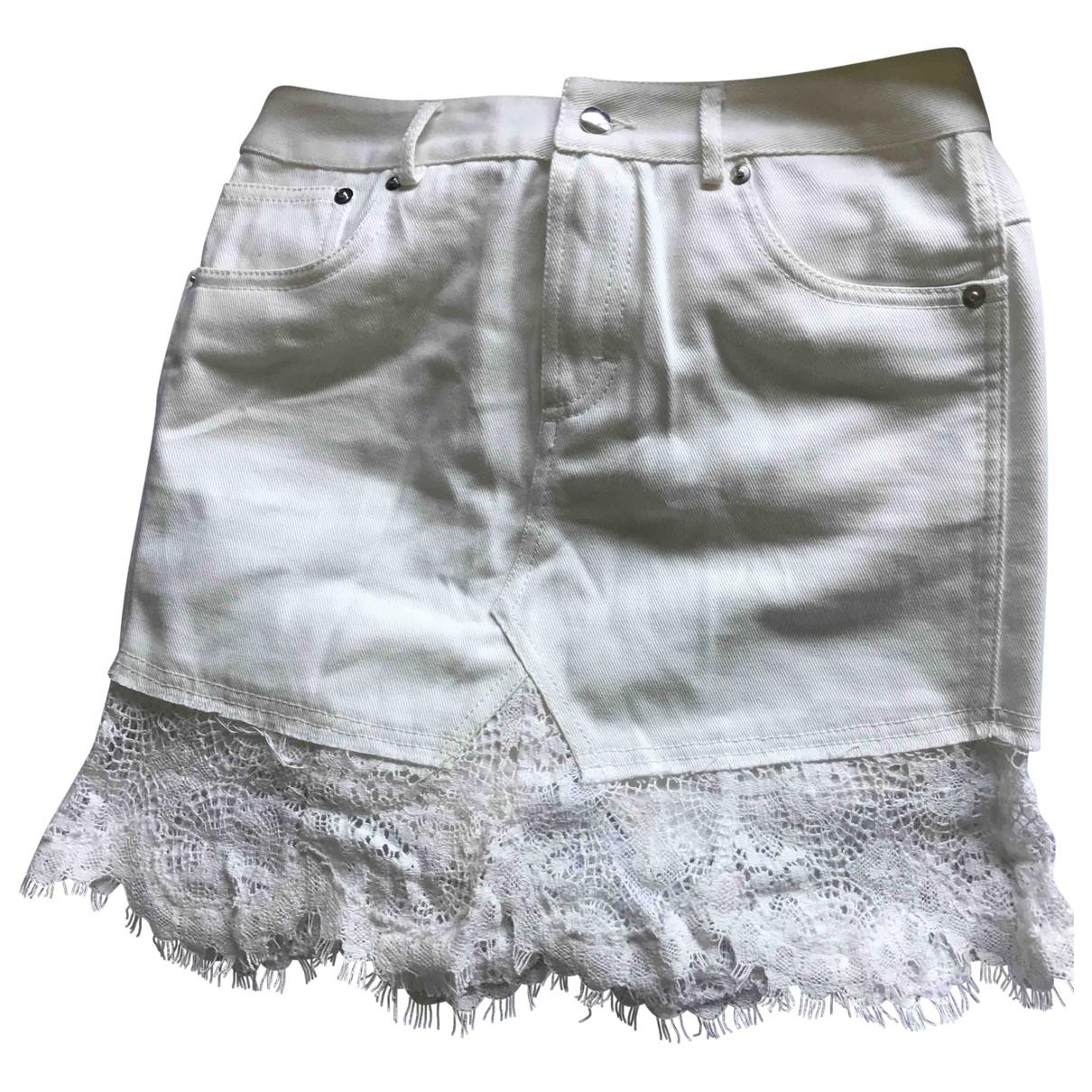 Mini falda Mcq