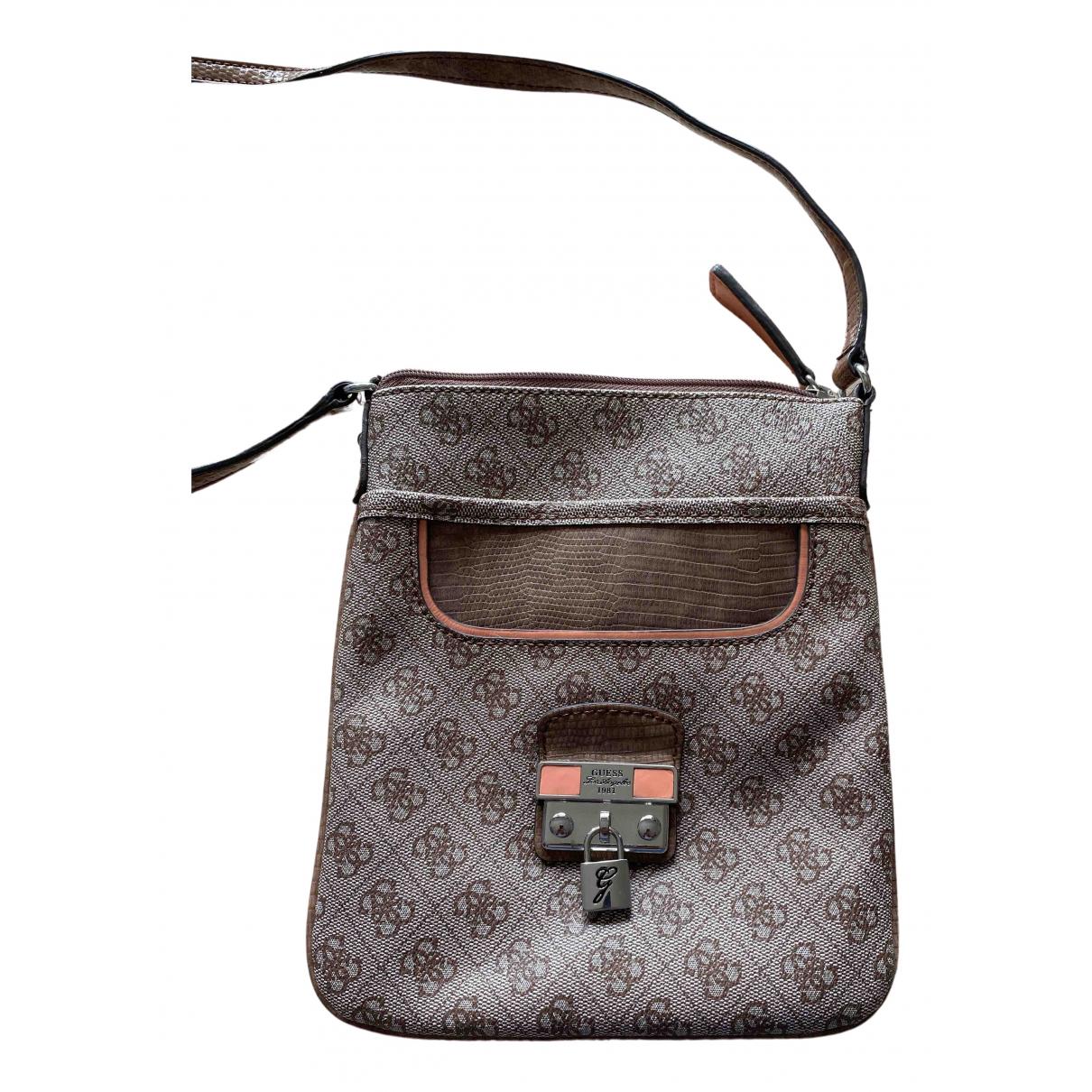 Guess N Camel Clutch bag for Women N