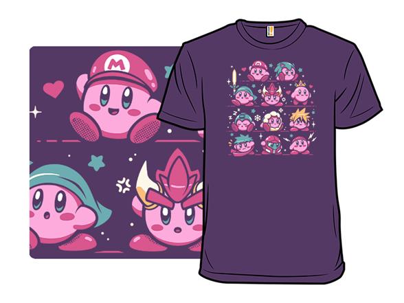 Pink Warriors T Shirt