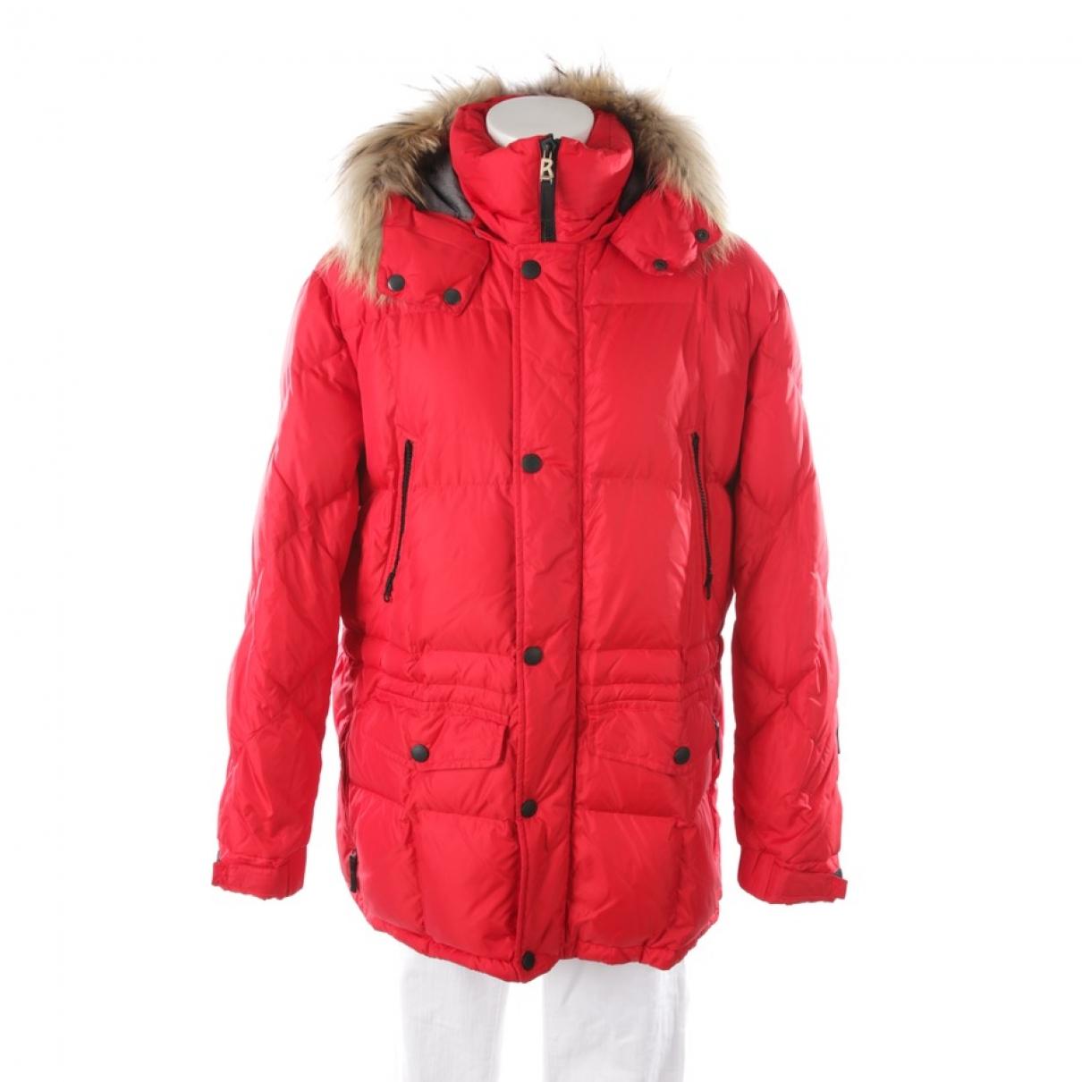 Bogner \N Red coat for Women XXXXL