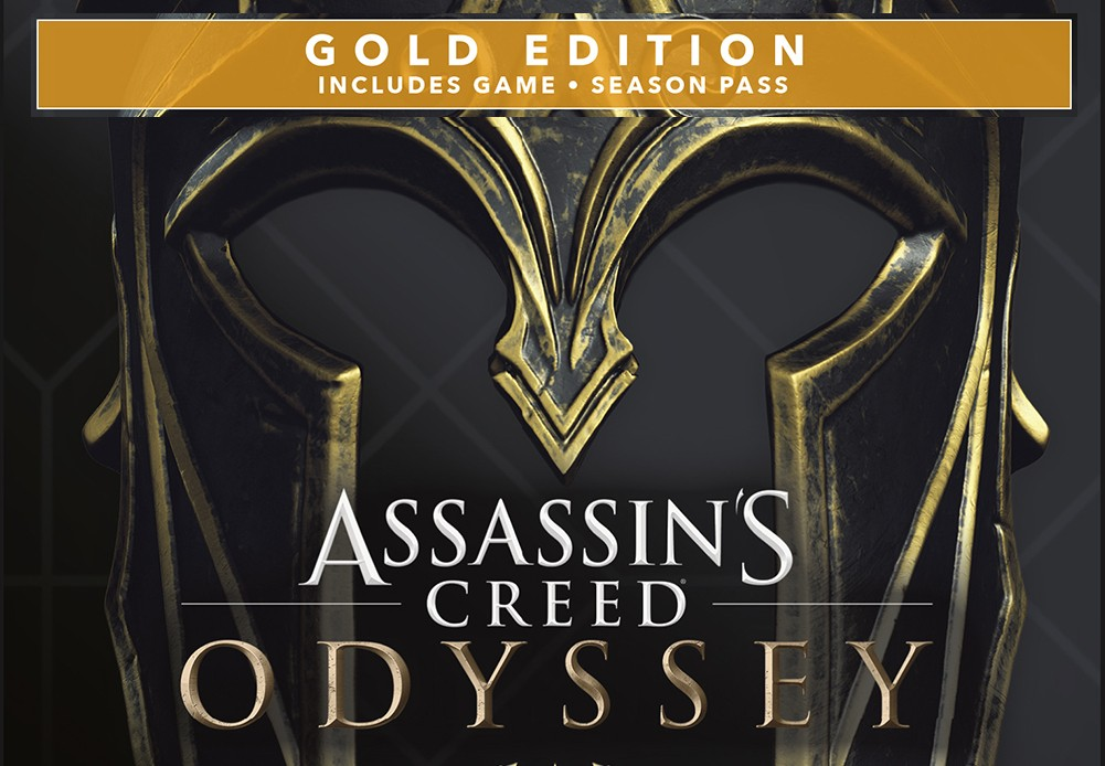 Assassins Creed Odyssey Gold Edition US XBOX One CD Key