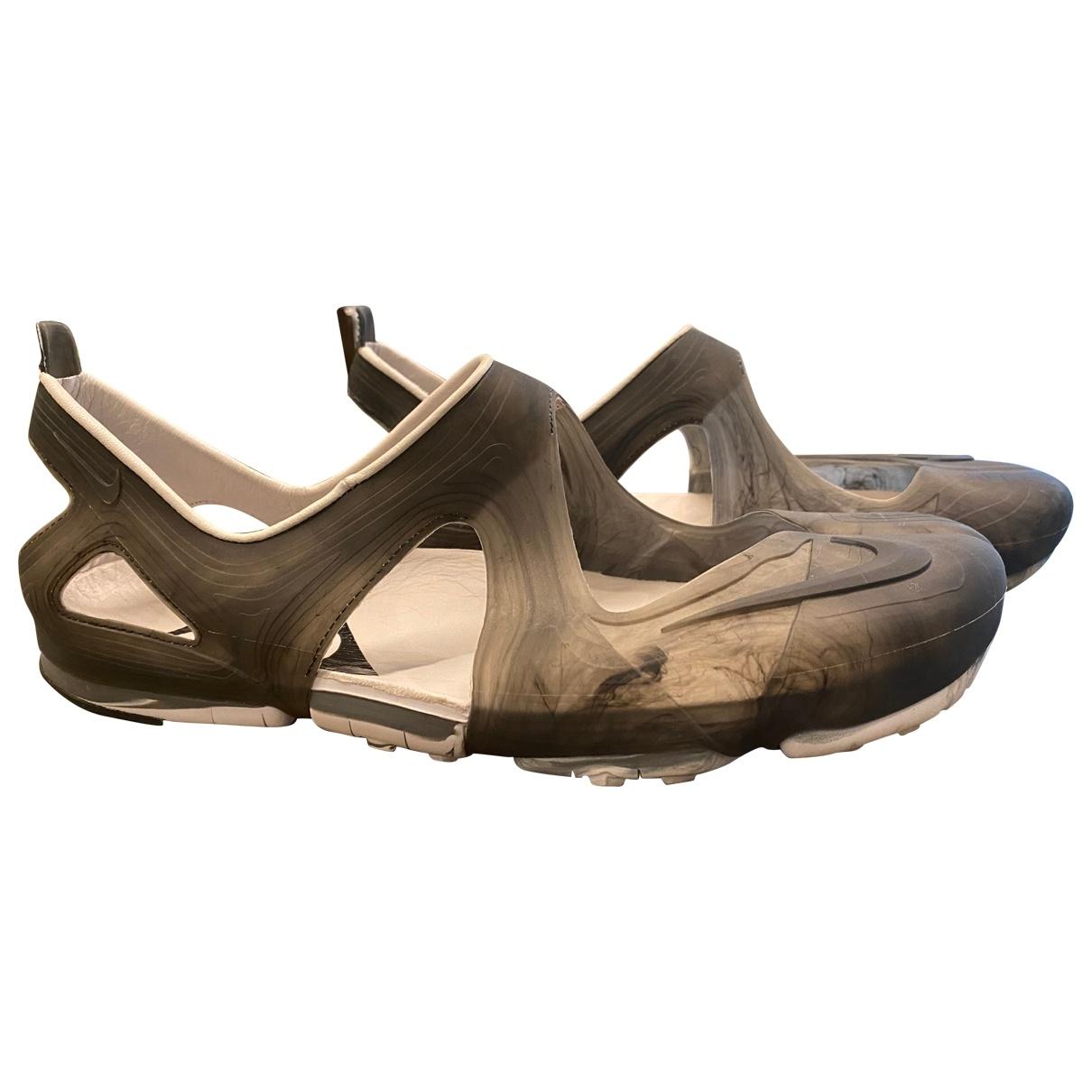 Nike Acg \N Sneakers in  Grau Kautschuk