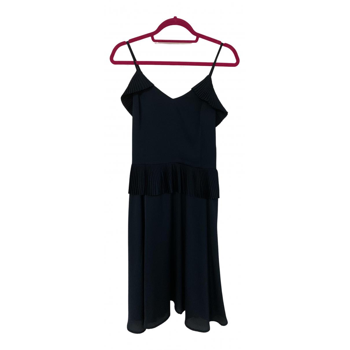 Ichi \N Kleid in  Marine Polyester