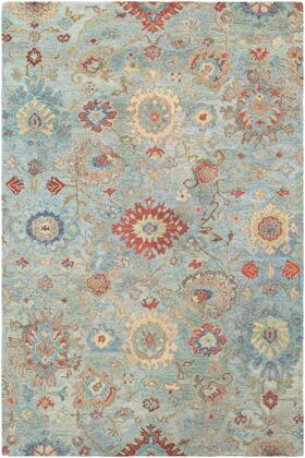 Classic Nouveau CSN-1004 2' x 3' Rectangle Traditional Rug in