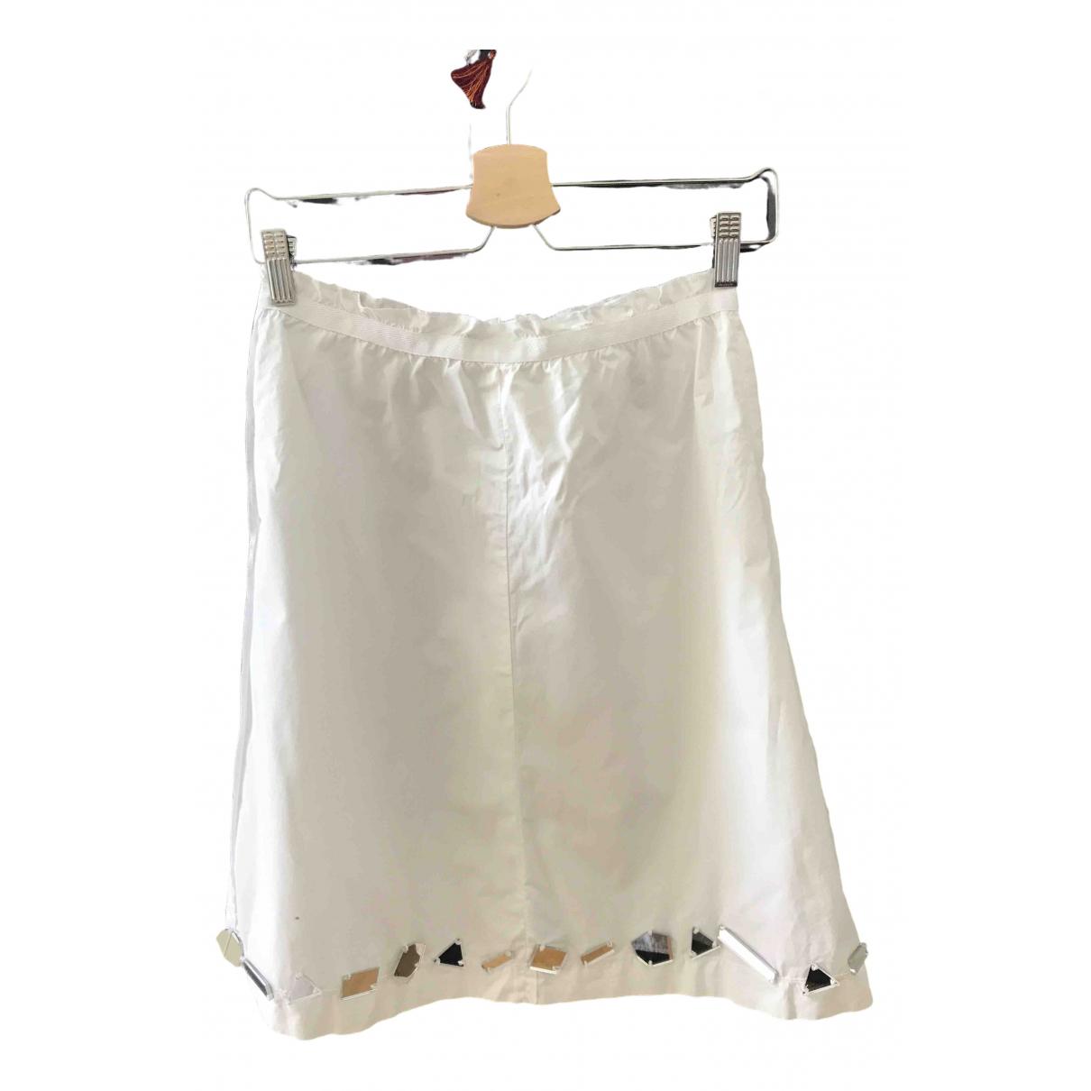 Sonia By Sonia Rykiel - Jupe   pour femme en coton - blanc