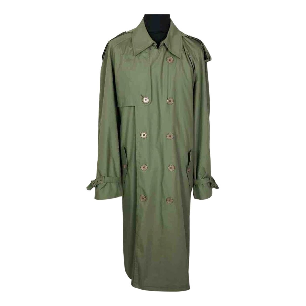 Yves Saint Laurent N Green coat  for Men 56 FR
