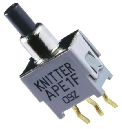 KNITTER-SWITCH SPDT Toggle Switch, On-(On), PCB