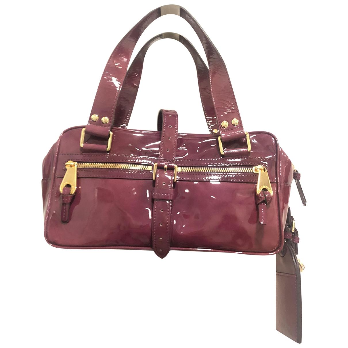 Mulberry Roxanne Purple handbag for Women \N