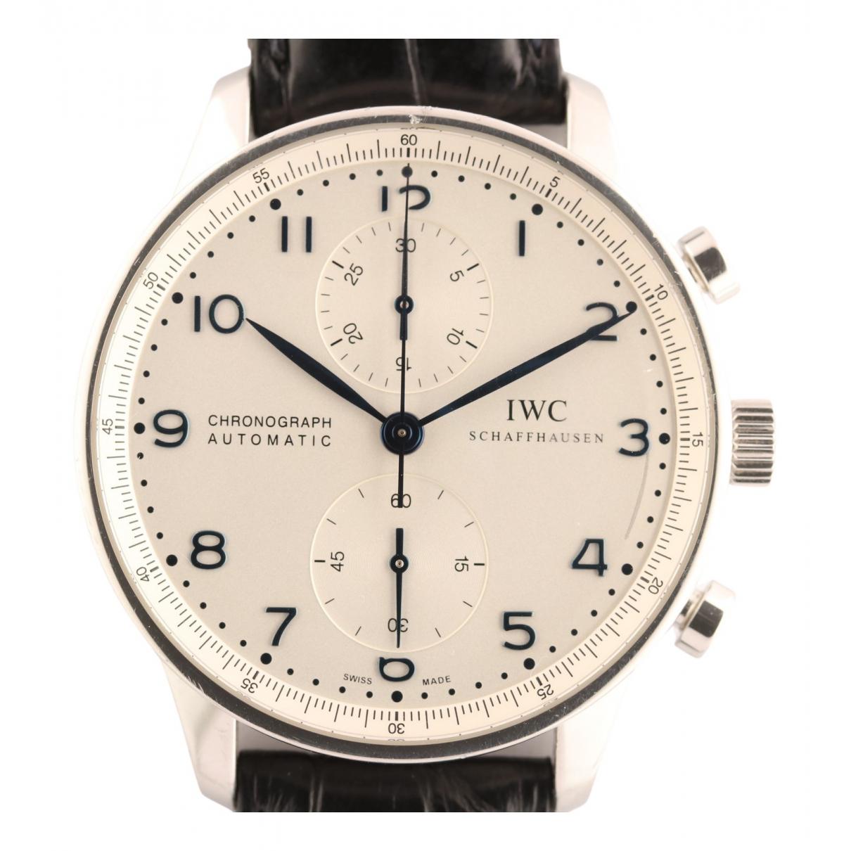 Relojes Portugaise Iwc