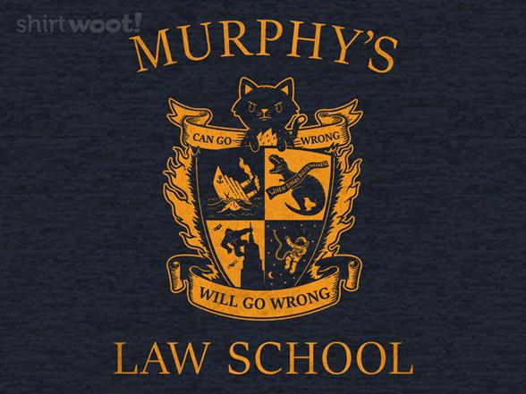 Murphy's University T Shirt