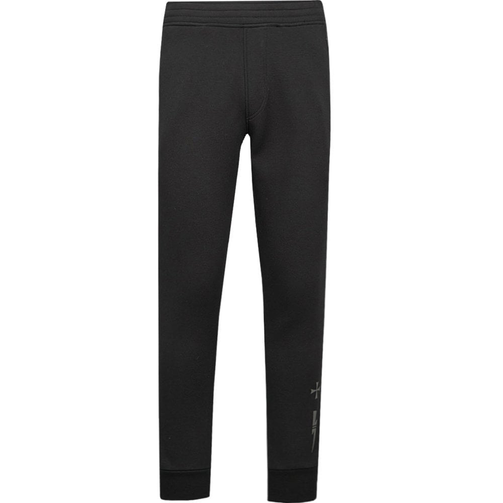 Neil Barrett Thunderbolt Joggers Black  Colour: BLACK, Size: SMALL