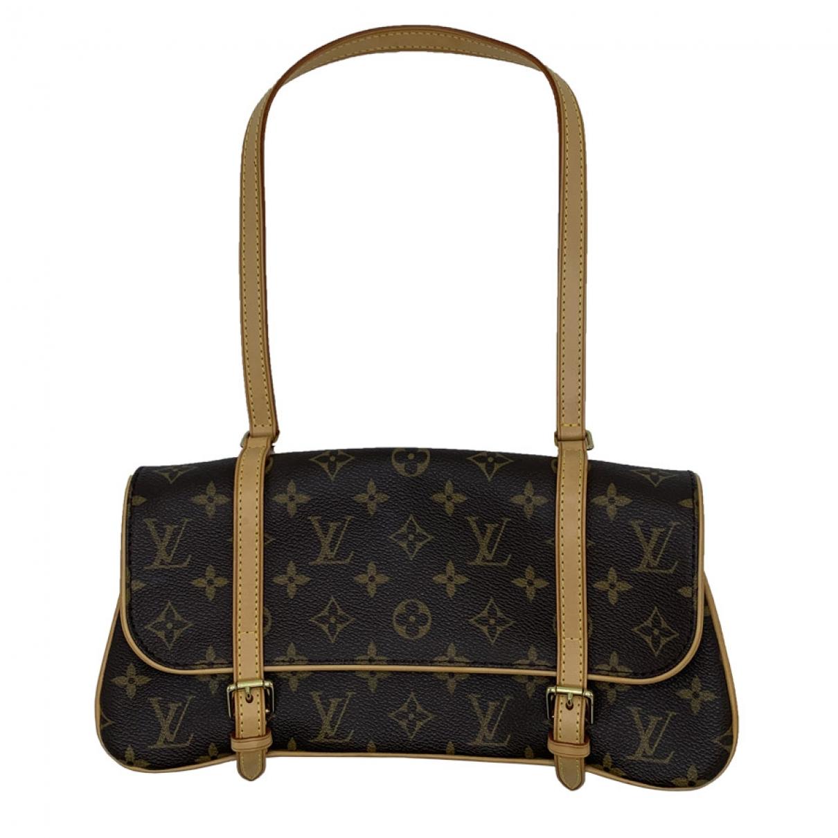 Bolso  Marelle  de Lona Louis Vuitton