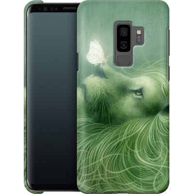 Samsung Galaxy S9 Plus Smartphone Huelle - In the Calm of the Pale Moonlight von Dan May