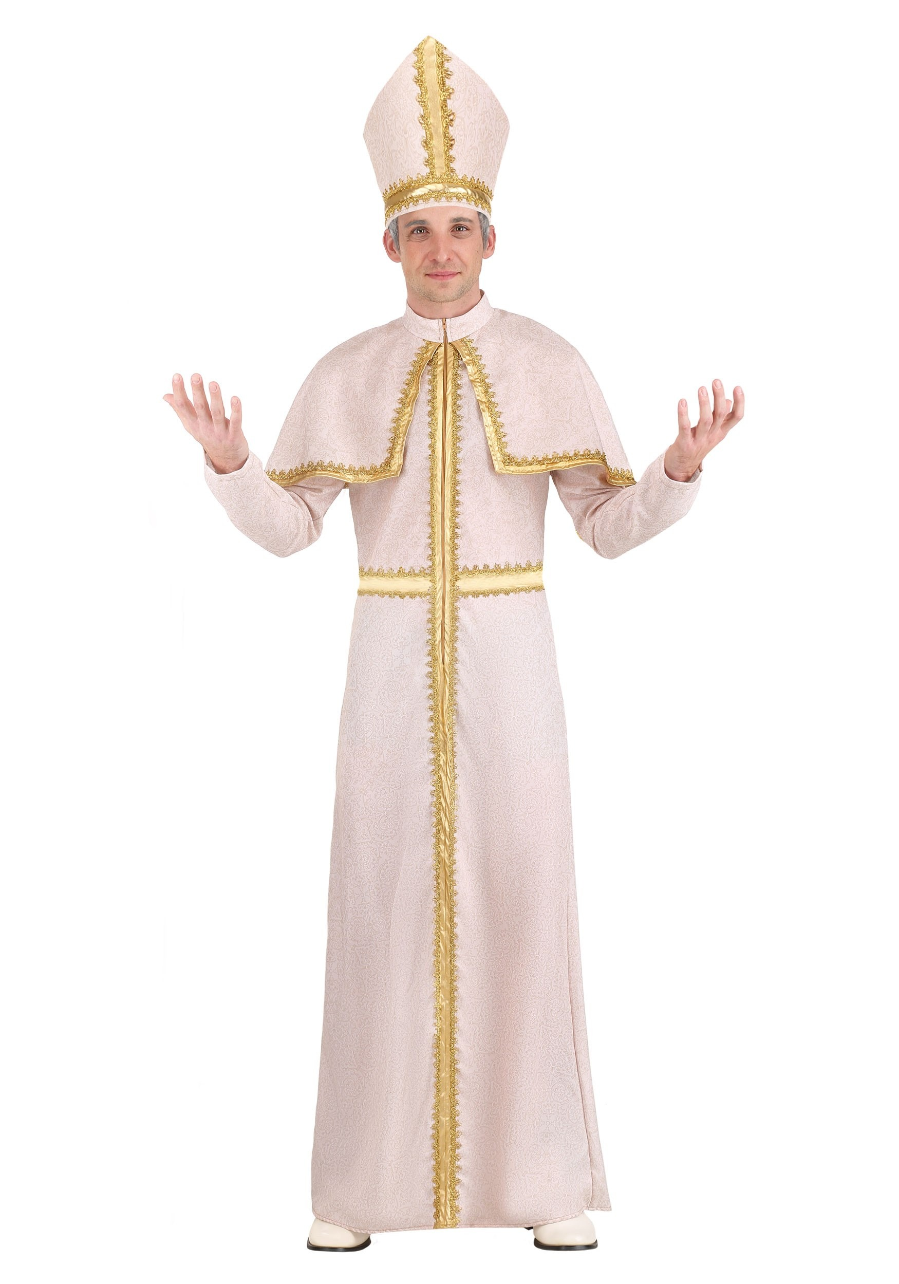 Pious Pope Men's Costume