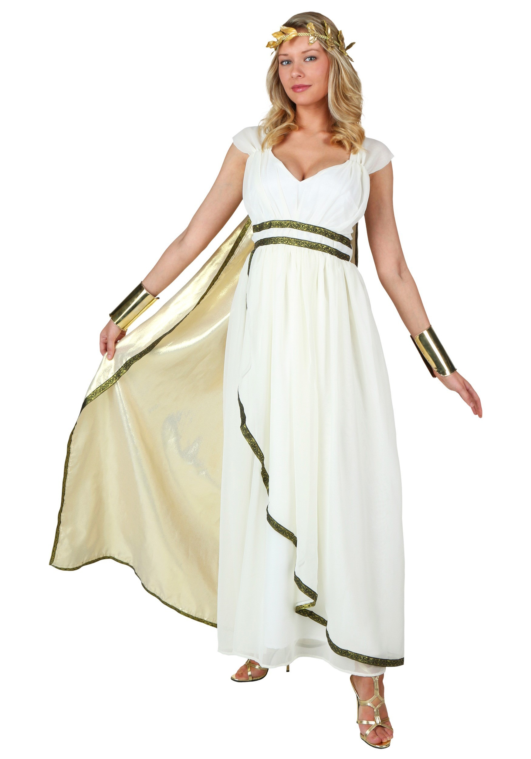 Women's Goddess Costume