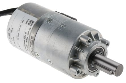 ebm-papst 24 V dc, 5.8 Nm, Brushless DC Geared Motor, Output Speed 4000 rpm