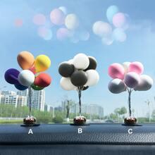 1 Stueck Ballon Auto Dekoration