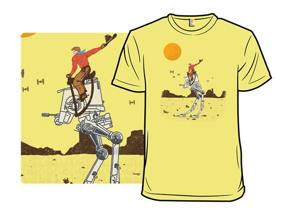 Walker Wrangler Ii T Shirt