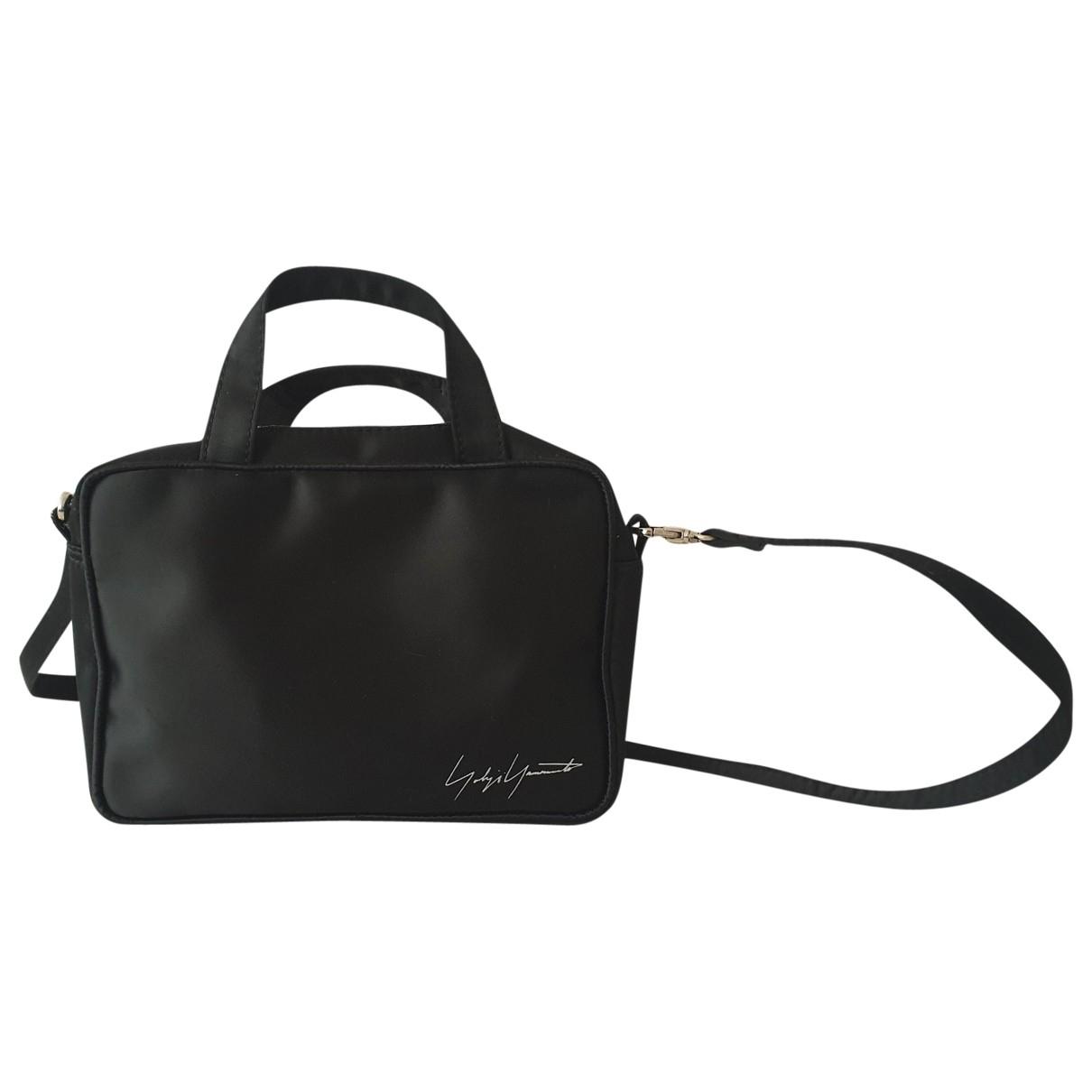 Yohji Yamamoto \N Black Silk handbag for Women \N