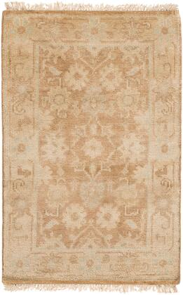Hillcrest HIL-9012 2' x 3' Rectangle Traditional Rug in