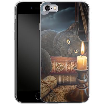 Apple iPhone 6 Silikon Handyhuelle - Witching Hour von Lisa Parker