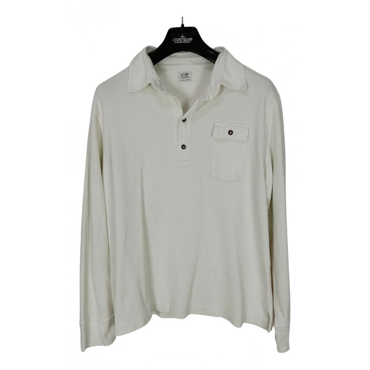 Cp Company - Pulls.Gilets.Sweats   pour homme en coton - beige