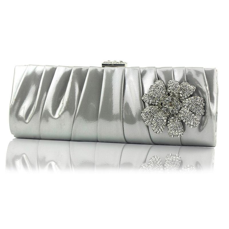 Ericdress Flower Versatile PU Clutches & Evening Bag