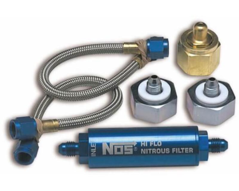 NOS 14300NOS/Nitrous Oxide System TRANSFER LINE ASSEMBLY