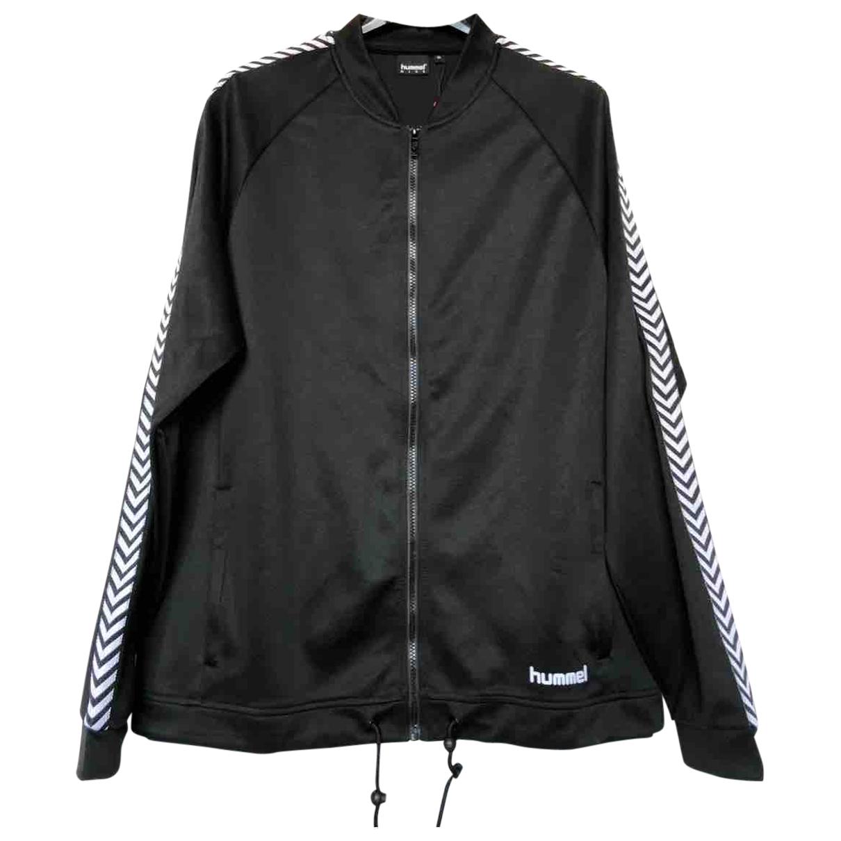 Hummel \N Pullover.Westen.Sweatshirts  in  Schwarz Polyester