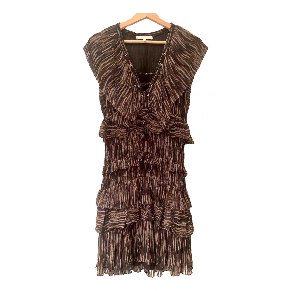 Iro - Robe   pour femme - marron